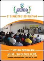 Câmara Municipal de Ibicuitinga retoma os trabalhos