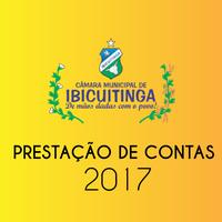 Câmara Municipal publica a PRESTAÇÃO DE CONTAS do exercício de 2017