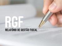 Câmara Municipal publica o RGF referente ao 3º quadrimestre do ano de 2017